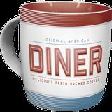 Retro hrnček Diner