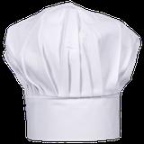 Kuchárska čiapka biela