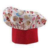 Kuchárska čiapka Cupcake
