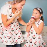 Štýlová zástera dámska Cupcake Jessie Steele