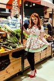Luxusná kuchynská zástera Farmers Market