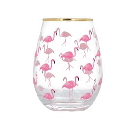 Flamingo pohár 590 ml