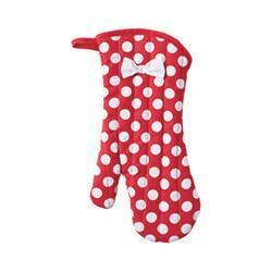 Chňapka Red&White dot Jessie Steele