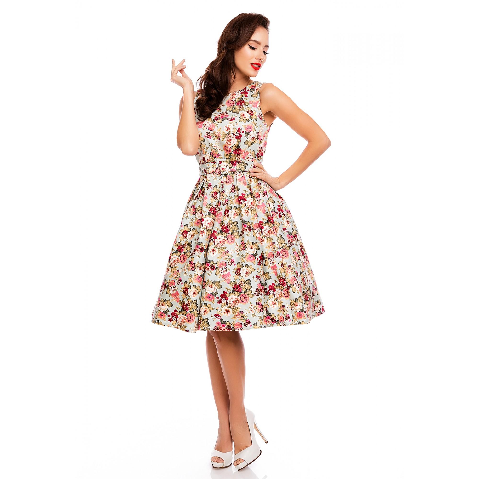 Ušetríte  20 % Retro šaty Rose zväčšiť obrázok 57cbb60c170